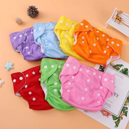 Picture for category Cloth Diapers