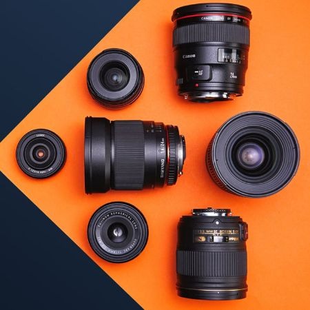 Picture for category DSLR Lens