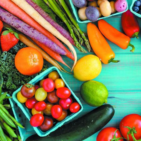 Picture for category Fruits Vegetables