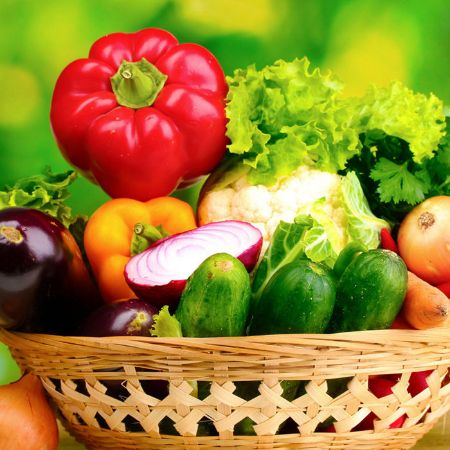 Picture for category Fresh Vegetables