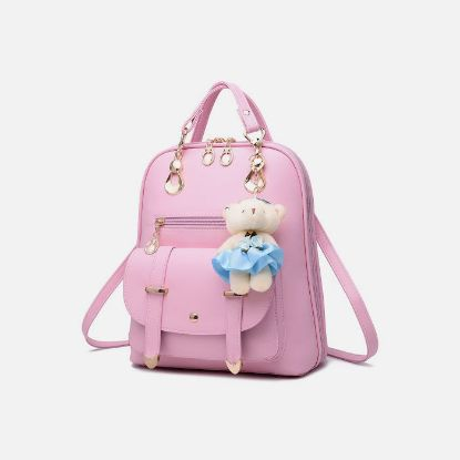 Picture of Women Ladies Backpack Shoulder Bag