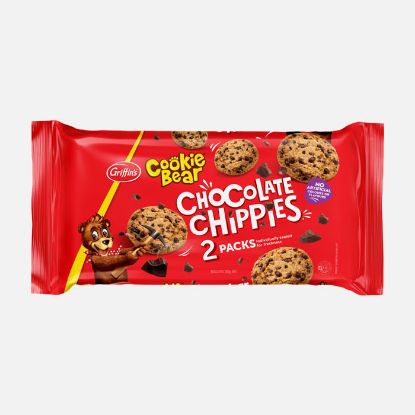 Picture of Griffins Cookie Bear Chocolate Chip Biscuit