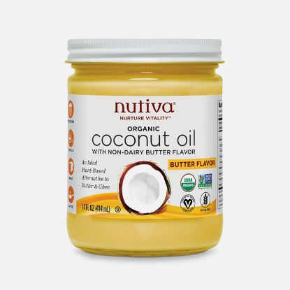 Picture of Organic Coconut Oil With Butter Flavor