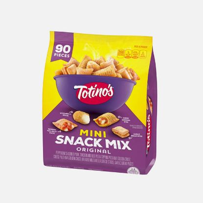 Picture of Totino New Snack Mix Combines