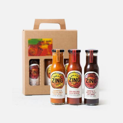 Picture of Mini Hot Sauce Collection