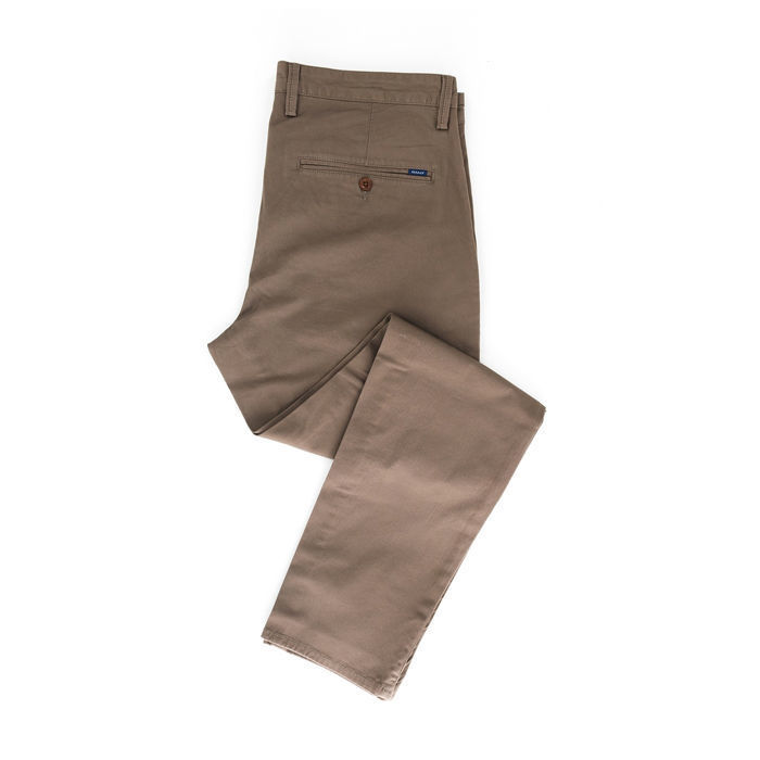 Picture of Gents Slim Fit Twill Chino Trousers