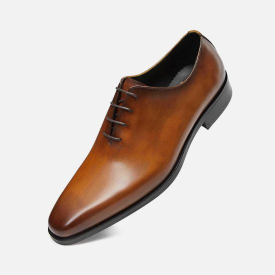 Picture of Shoes Oxford Formal Leather Shoes