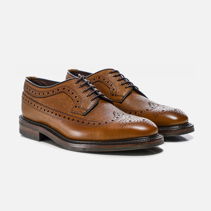 Picture of Tan Brown Brogues