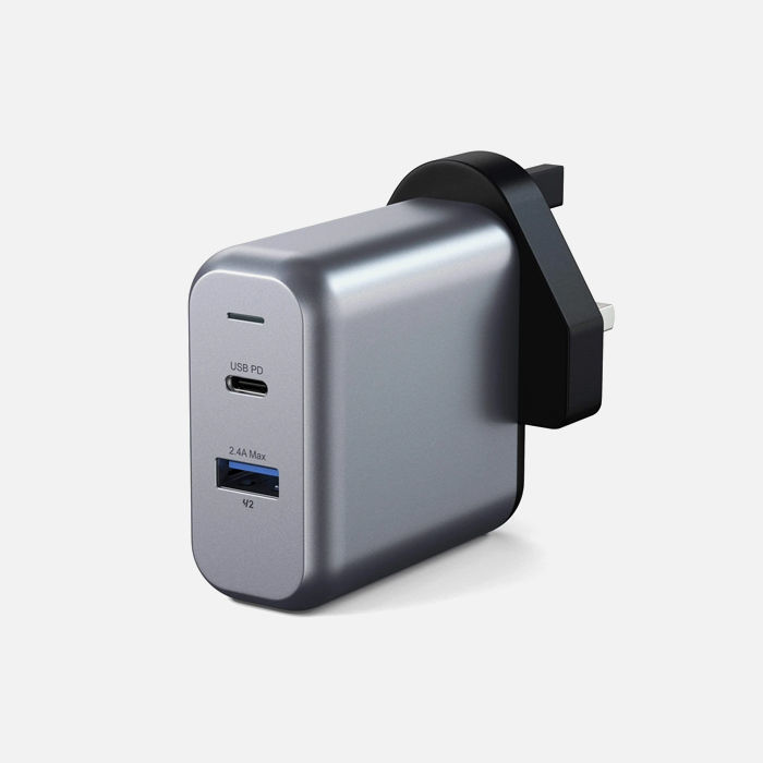 Picture of 30W Dual Port Wall Charger