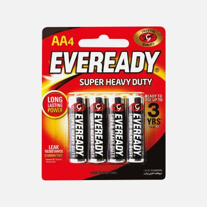 Picture of Super Heavy Duty Batteries AA