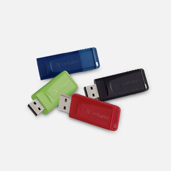 Picture of Verbatim 16GB Store-Go USB Flash Drive