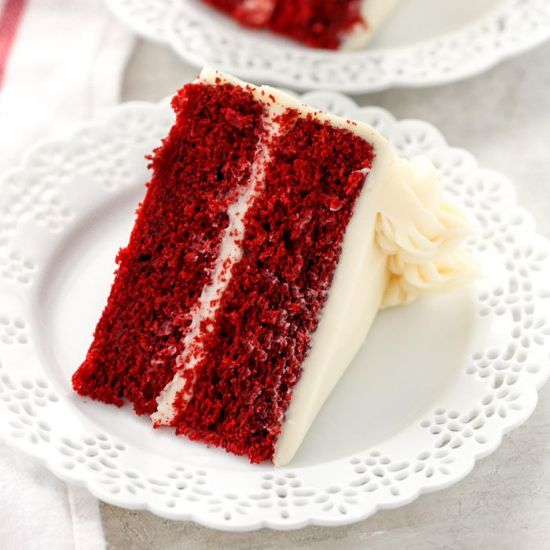 Picture of Red Valvet Cake