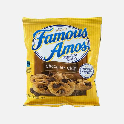 Picture of Famouse Amos Chocolate Chip Cookies