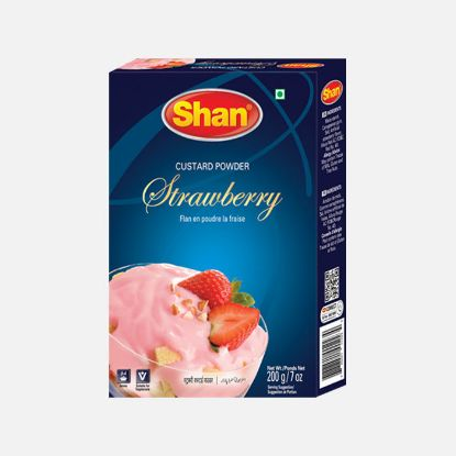 Picture of Custard Powder Vanilla Shan Food