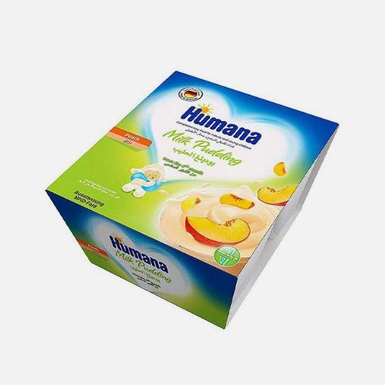Picture of Humana Milk Peach Dessert