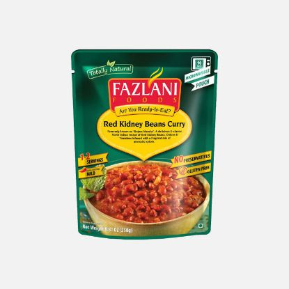 Picture of Fazlani Foods Rajma Masala