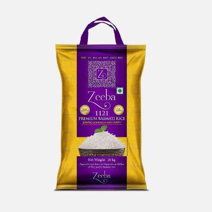Picture of Zeeba 1121 Premium Basmati Rice