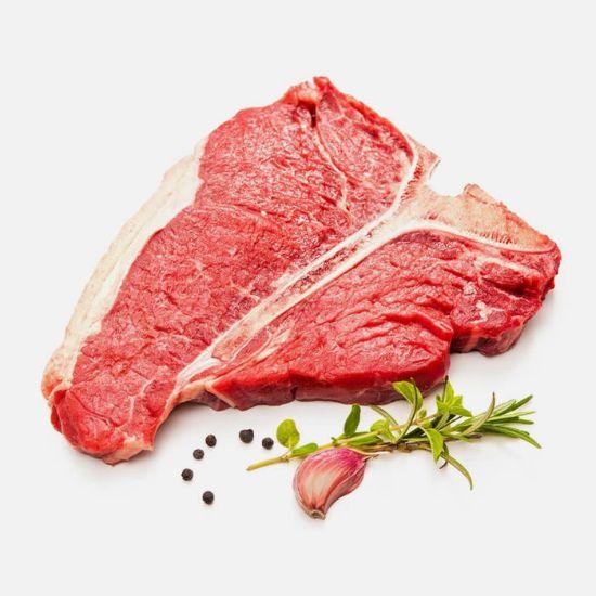 Picture of Halal HMC Beef T-Bone Steak 500g