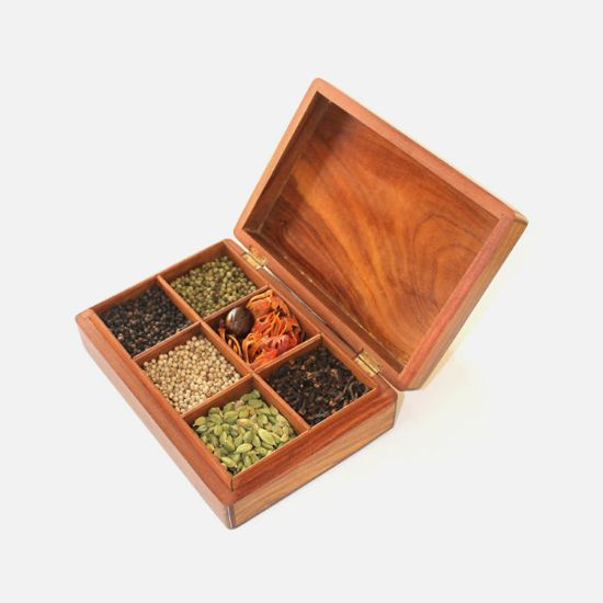 Picture of Buy Spice Box Buy Spice Gift Box