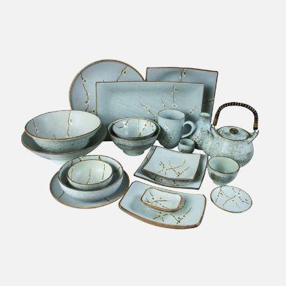Picture of japanese Tableware Sets Japanese Tableware Set