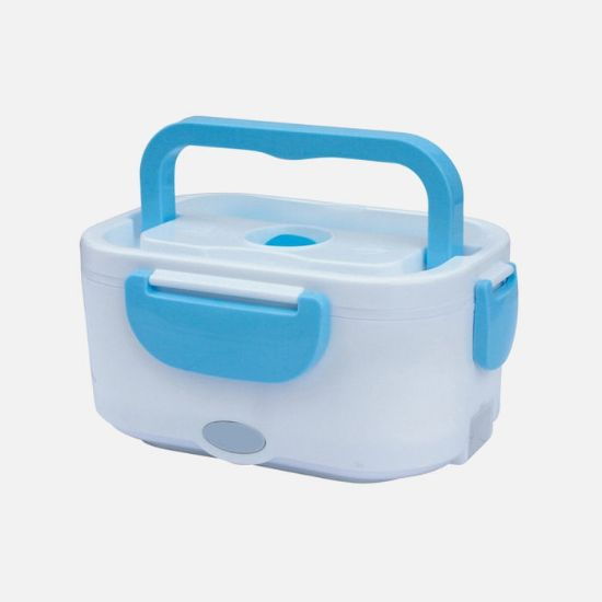 Picture of Portable Electrical Heated Food Warmer Box Container Self