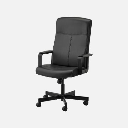 Picture of Millberget Swivel Chair Bomstad Black