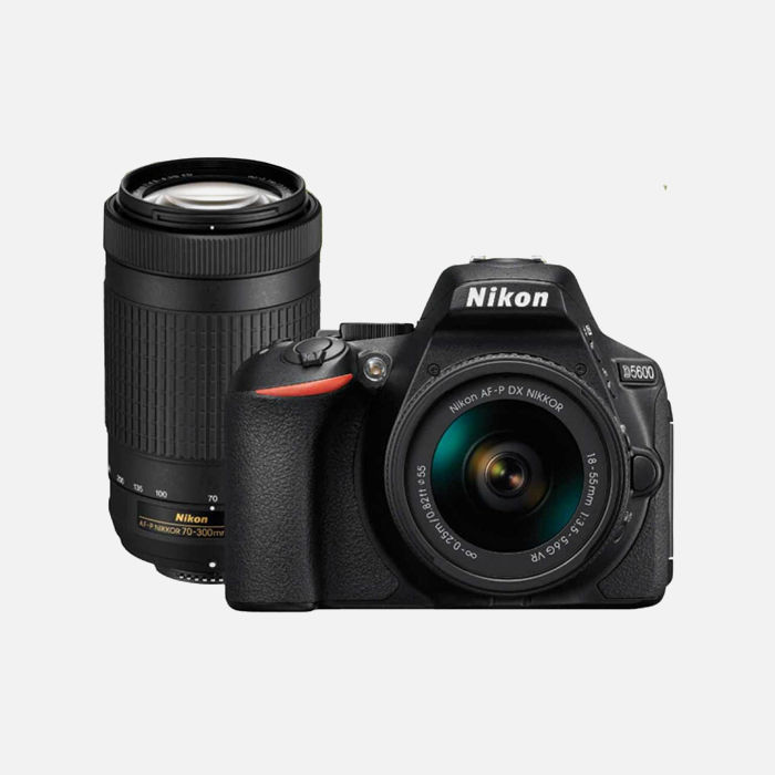 Picture of Nikon D5600 DSLR Camera with 18-55mm