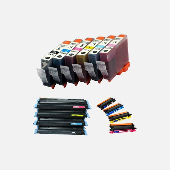 Picture of Ink and Toner