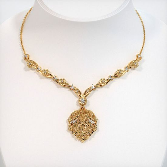 Picture of Chanbeli Necklace