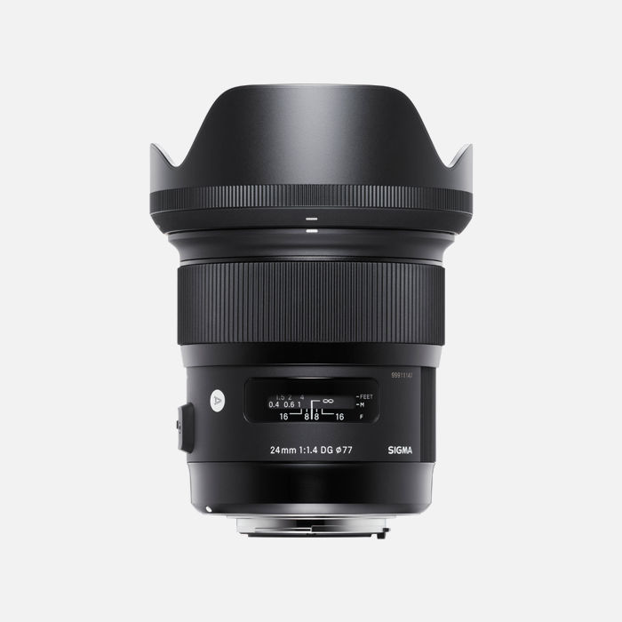 Picture of Sigma ART 24-70mm