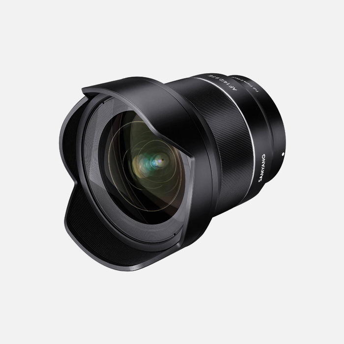 Picture of Wide-Angles Lens