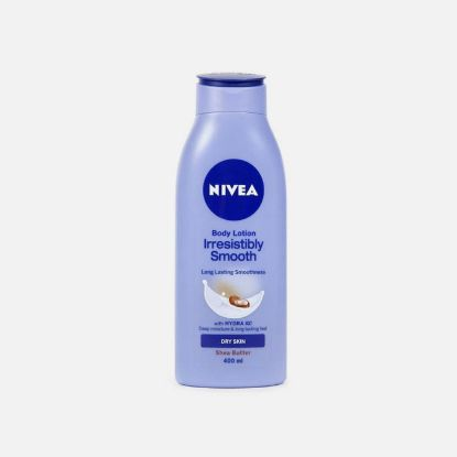 Picture of Nivea Irresistibly Smooth Body Lotion Shea