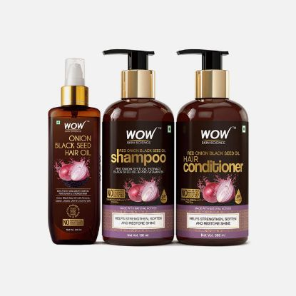 Picture of Skin Science Onion Black Seed Oil